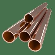 Медные трубы — 15 мм — купить по метрам в Москве